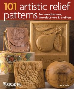 101_Artistic_Relief_Patterns_for_Woodcarvers_Woodburners_Crafters_8