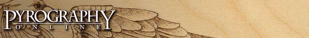 Pyrography Online