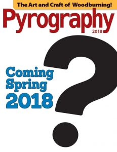 New Issue of Pyrography