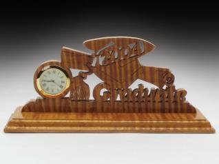 Graduate's Clock