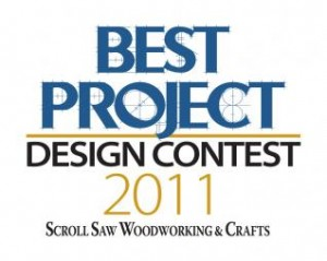 Scroll Saw Woodworking & Crafts 2011 Best Project Design Contest: Traditional Fretwork