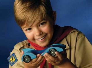 Dremel, Lowe's announce winner in pinewood derby car design contest