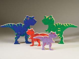 T-Rex Dinosaur Puzzle
