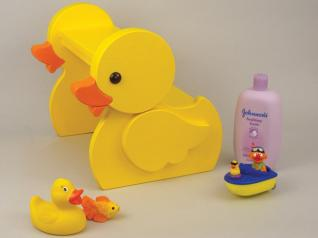 Rubber Ducky Step Stool