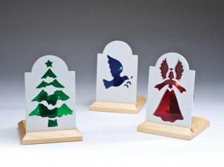 Festive Silhouettes Illuminate Your Home