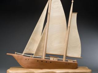 Building a 3D Sailboat