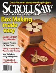 Scroll Saw Woodworking & Crafts Issue #39 eNews