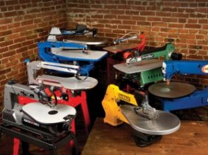 2013 Scroll Saw Buyer's Guide