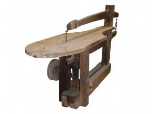 The Early History of the Scroll Saw