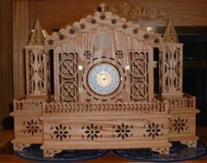 Best Project Design Contest 2009: Traditional Fretwork
