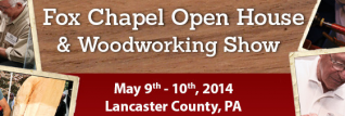 2014 Fox Chapel Publishing Open House & Woodworking Show