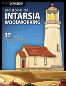 "Intarsia Woodworking Fun – ""Big Book"" Coming Soon from SSW&C"