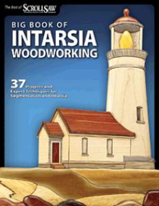 """Intarsia Woodworking Fun – """"Big Book"""" Coming Soon from SSW&C"""