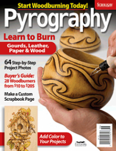 Pyrography Special Issue – Now Available
