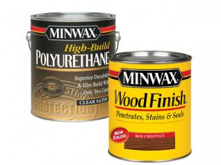 Minwax launches new finishing products
