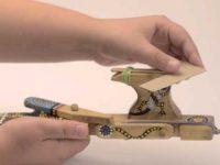 Building a Boomerang Launcher