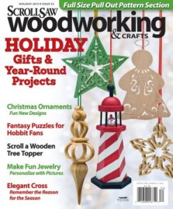 Scroll Saw Woodworking & Crafts Issue 53 Holiday 2013