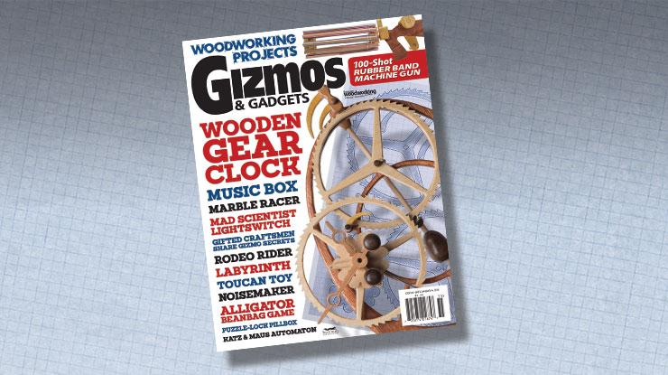 Gizmos & Gadgets 2015