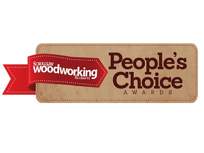 Call for Entries – Scroll Saw Woodworking & Crafts People's Choice Awards Contest 3