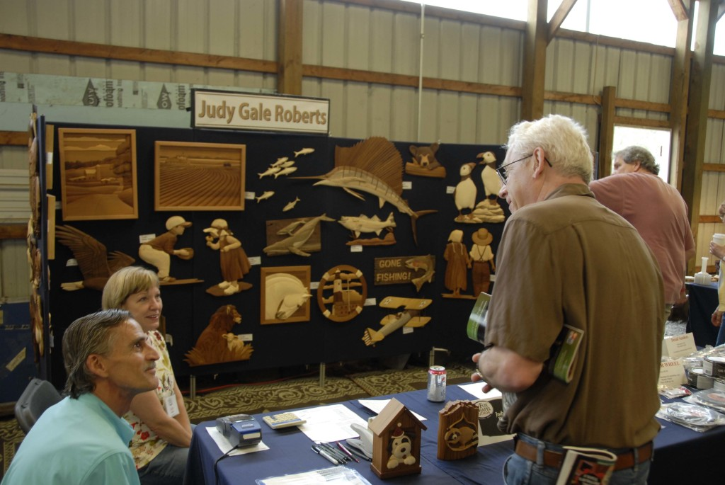 2018 Scroll Saw & Woodworking Shows
