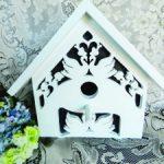 Al Pagliarini Swan Birdhouse