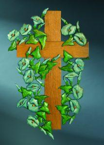 New Beginnings Intarsia or Fretwork Cross