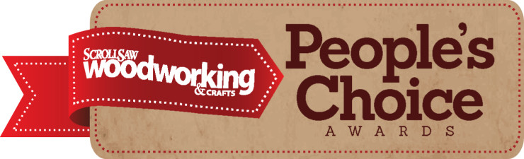 Call for Entries – Scroll Saw Woodworking & Crafts People's Choice Awards Contest 4