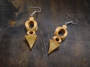 Ronald Nelson - earrings1