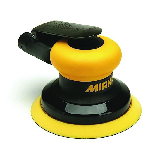Product Review – Ceros 6″ Compact Electric Random Orbital Sander
