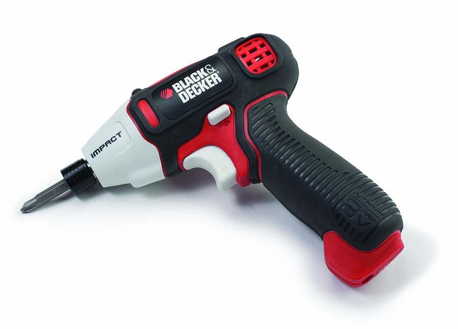 Black & Decker 8-volt Impact Screwdriver