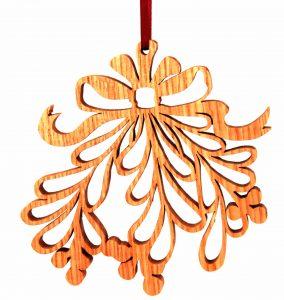Handmade Mistletoe