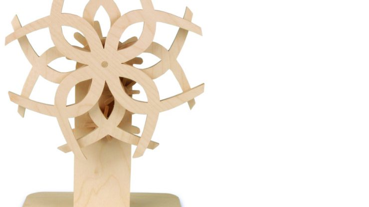 Wooden Gear Gizmo