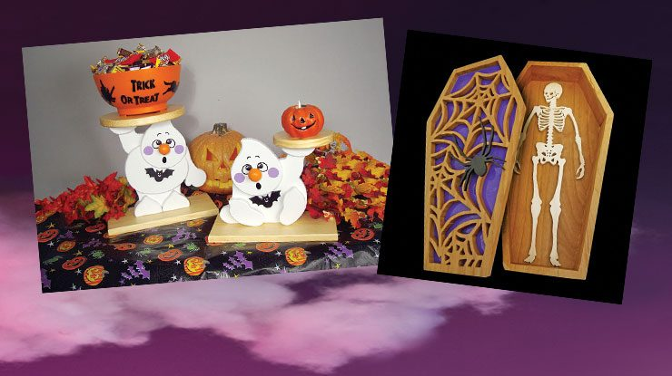 Halloween Projects Pattern Pack