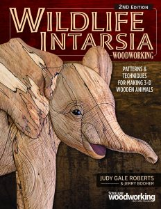 Book Corner: Wildlife Intarsia Woodworking, 2nd Edition