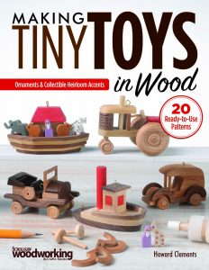 Book Corner: Making Tiny Toys in Wood