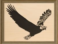 Soaring Eagle Fretwork Set