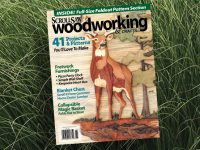 Scroll Saw Woodworking & Crafts Spring 2018 (Issue 70)