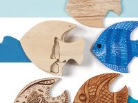 Solving the School of Fish Puzzle Box