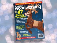 Scroll Saw Woodworking and Crafts Winter 2018 (Issue 73)