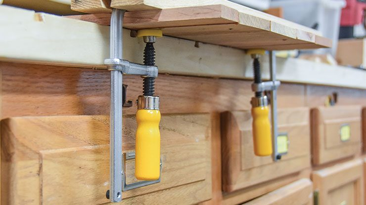 Product Review: MatchFit Clamps, SandIts, and Rockler Marking Tool