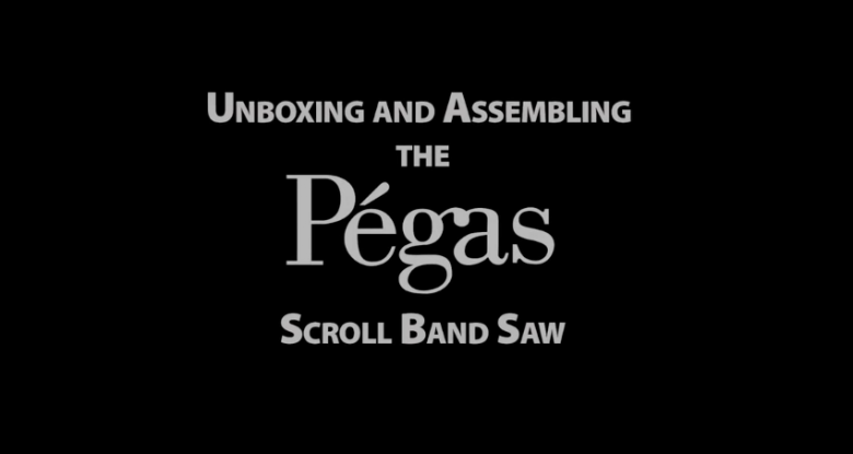 Product Review: Pégas Scroll Band Saw