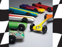 Pinewood Derby Car Designs