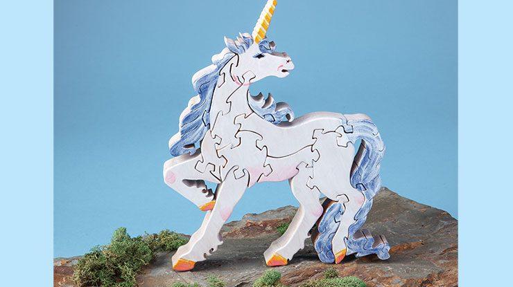 Proud Unicorn Puzzle