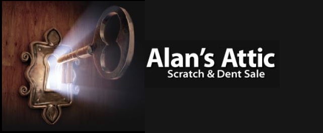 Fox Book Store: Home of Alan's Attic