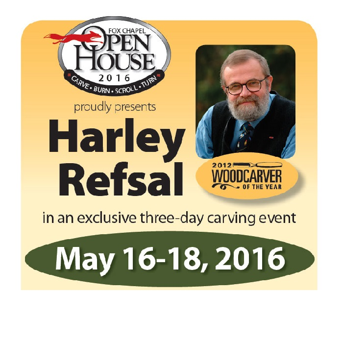 Come for Open House, Stay for Harley!