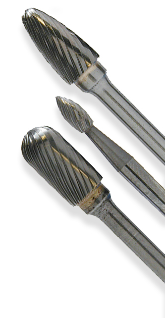 Choosing Power Carving Bits - Woodcarving Illustrated