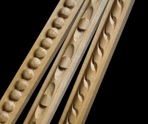 Simple Carved Moldings - Woodcarving Illustrated