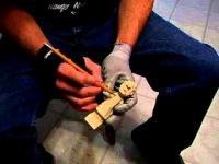 Carving a Figure Part 7