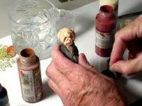 Painting a Miniature Figure Part 2