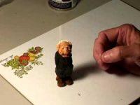 Painting a Miniature Figure Part 3